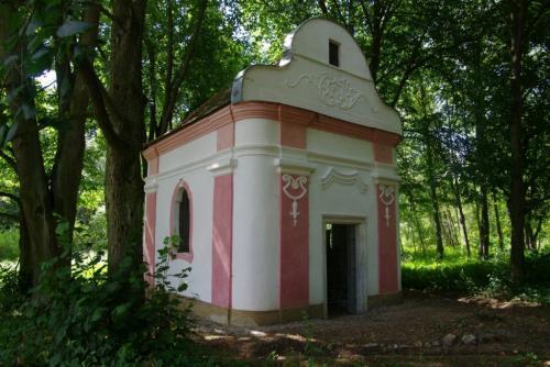 Seč - kaplička sv.Barbory
