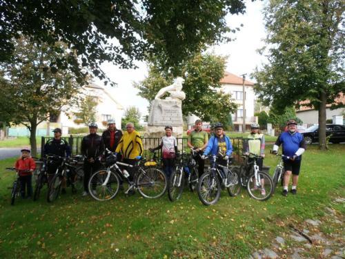 cyklovýlet - Střížovice